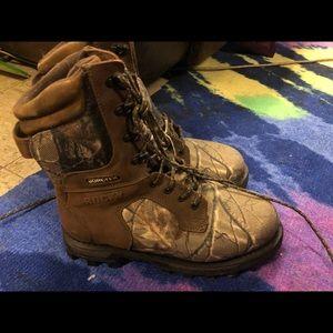Men's goretex boots